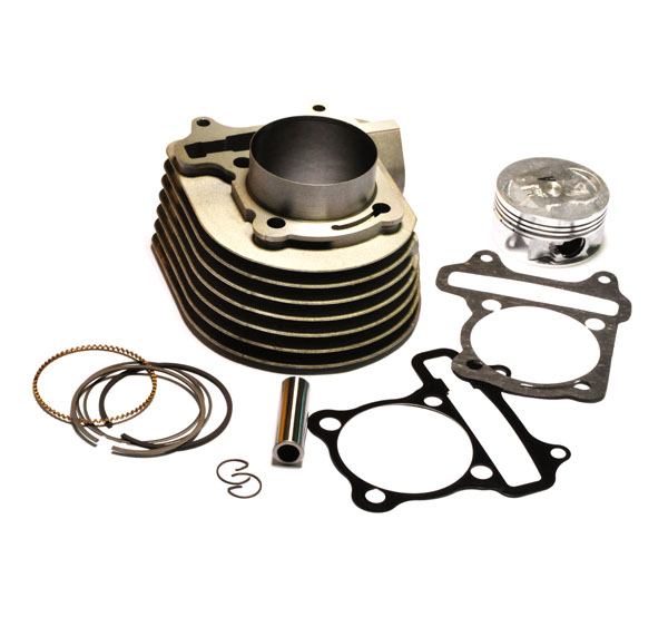 158cc High Performance Cylinder Kit for 125cc & 150cc GY6 Scooter