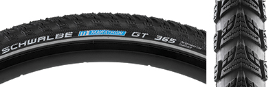 Schwalbe Marathon GT365 TwinSkin DualGuard Tyre