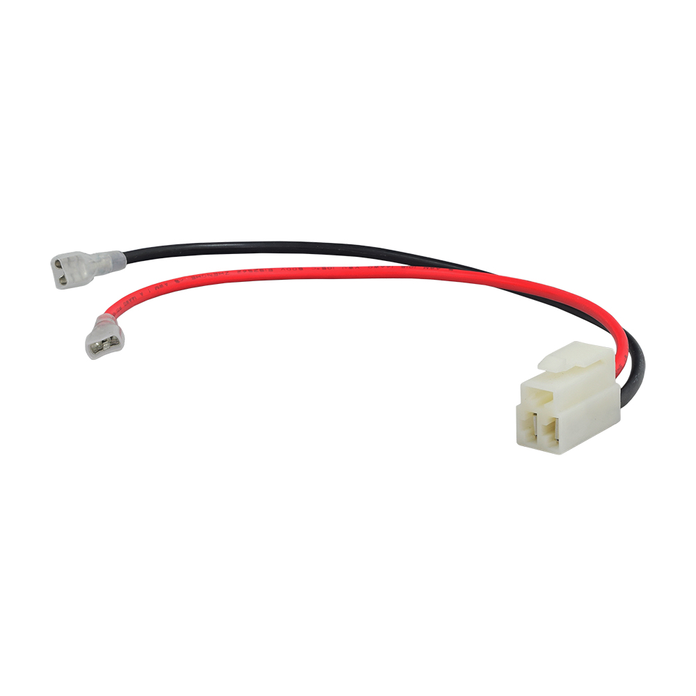 3-Pin, 2-Wire Battery Wiring Harness with Side-by-Side Pins for Razor  Scooters : Monster Scooter Parts | Battery Wire Harness |  | Monster Scooter Parts