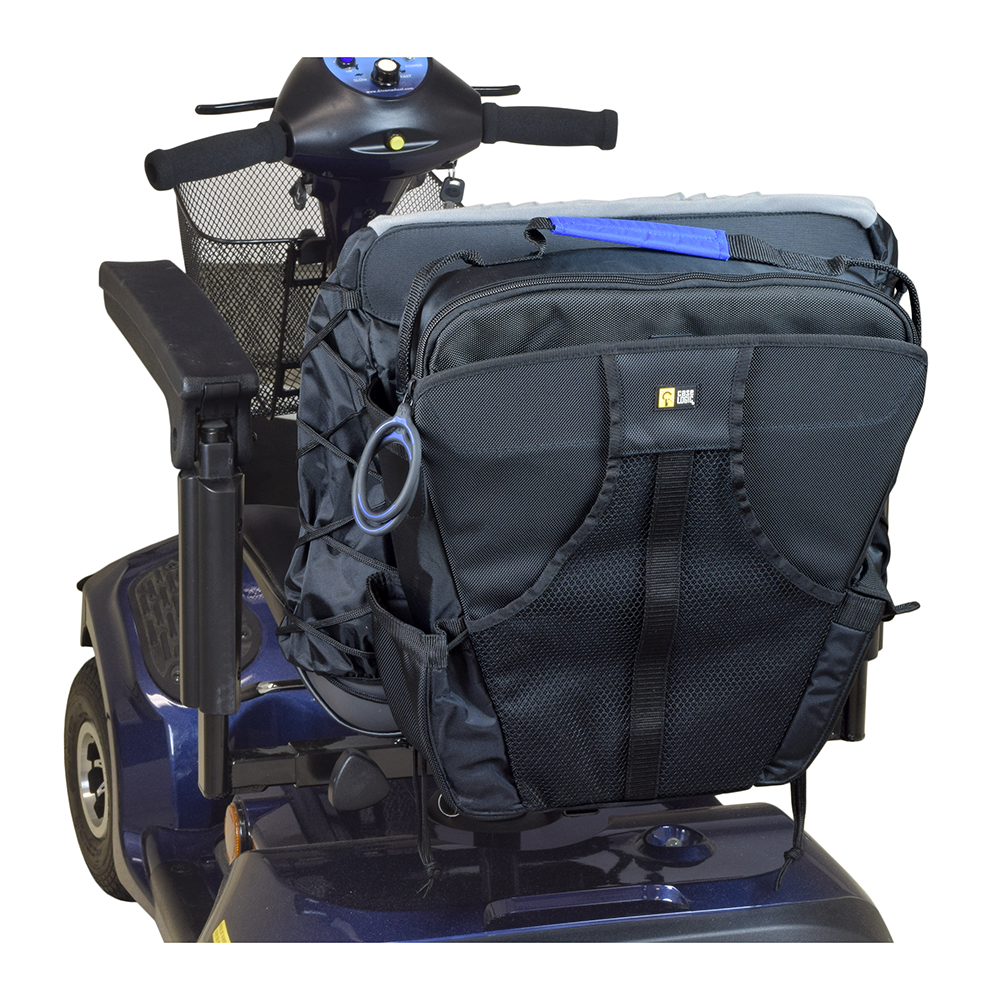 power chairs and scooters. Backpack For Mobility Scooters And Power Chairs H