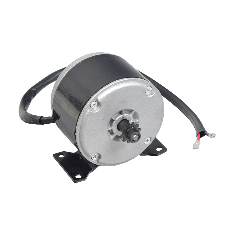 24 Volt 250 Watt MY1016 Electric Motor with 10 Tooth #25 Chain Sprocket for the Razor E300 (Versions 36+)