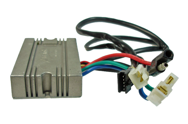currie 24 volt 35a 5 pin controller with long wire i zip mongoose rh monsterscooterparts com 3 Wire Cdi Wiring Diagram 3 Wire Cdi Wiring Diagram