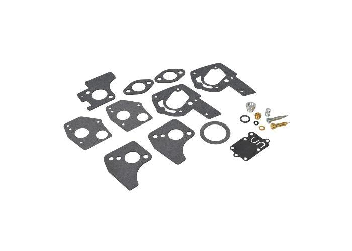 19x//Kit Carburetor Overhaul Repair Fit for Briggs/&Stratton 495606 494624 3HP-5HP