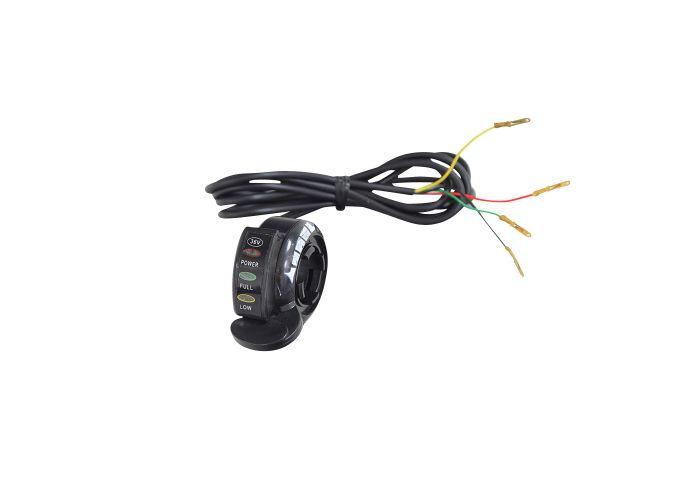 Razor Variable Sd 4 Wire Thumb, Razor E300 Wiring Diagram