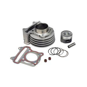 A Kolbensatz komplett 50CCM//39MM-Buffalo//Quelle RS 500 QM50QT-6A complete kit