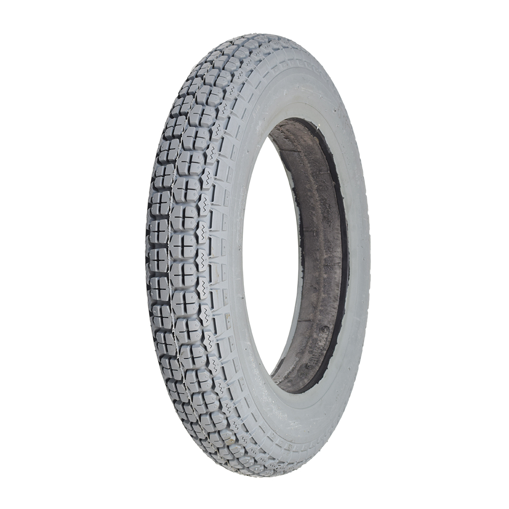 3.00-10 Foam-Filled Mobility Tire with Knobby Tread
