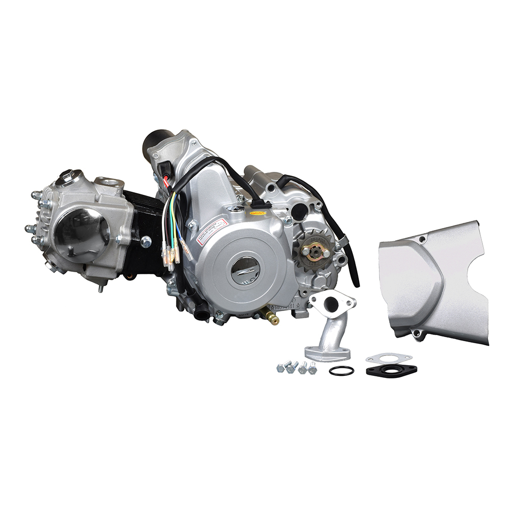 50cc 4-Stroke Auto-Clutch Electric Start Honda-Clone ATV Engine