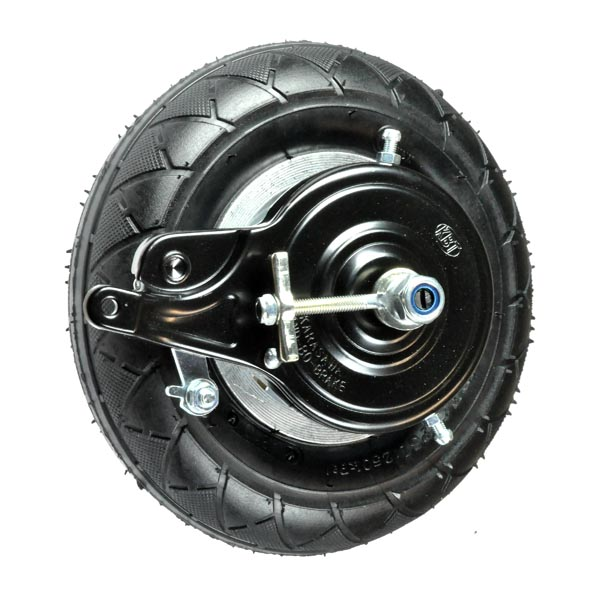 200x50 Rear Wheel Assembly for Chain Drive Razor E200 Series (Versions 5-27)