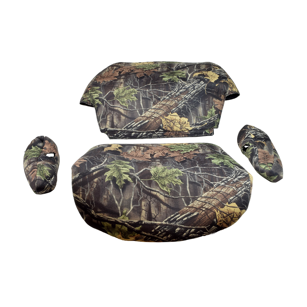 SuperFlauge® Camo Seat Cover Set For The EWheels EW 36 Scooter