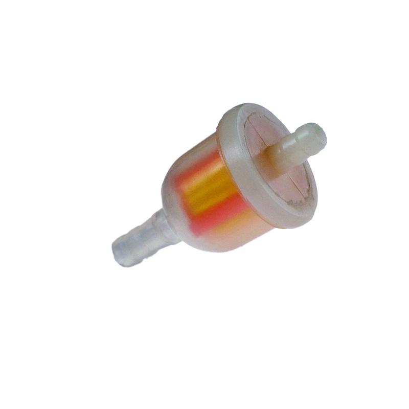 Universal In-Line Plastic Fuel Filter
