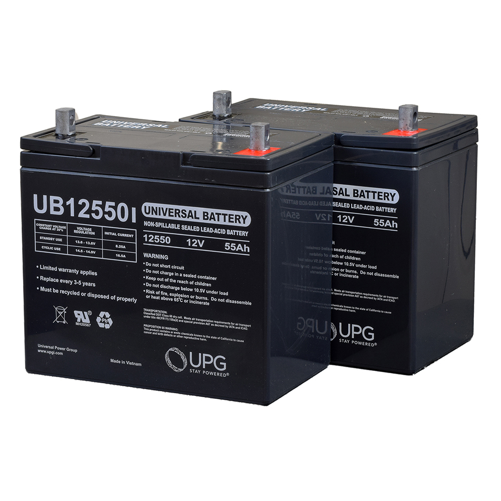 24 Volt 22NF (55 Ah) Battery Pack for the Jazzy 1170 XL Plus ... Jazzy Wiring Diagram on