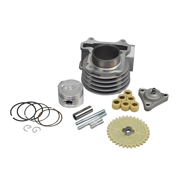 72cc High Performance Cylinder Kit for 50cc GY6 QMB139 Scooter