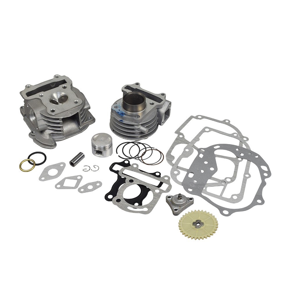 50cc high performance cylinder kit for 50cc gy6 qmb139 scooter rh monsterscooterparts com Ford Wiring Harness Kits Truck Wiring Harness