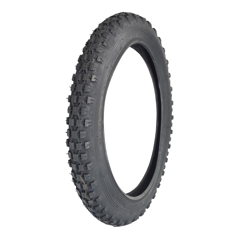 Chengshin 16x2.125 C93 Black Knobby Tire