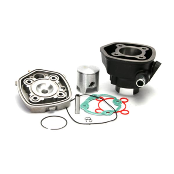 Liquid Cooled 72cc Cylinder Kit for 50cc 1PE40QMB Minarelli