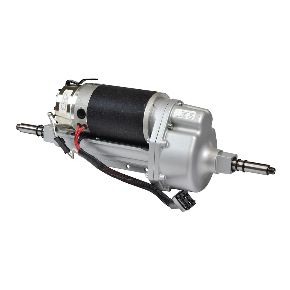 Pride Mobility Scooter >> Motor, Brake, and Transaxle Assembly for 1st Generation Pride Hurricane (PMV5001) : Monster ...