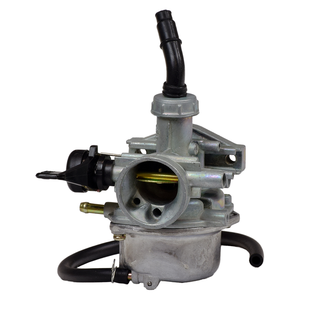 110cc  U0026 125cc Carburetor With 19 Mm Intake And Left Side Choke For Taotao Atvs