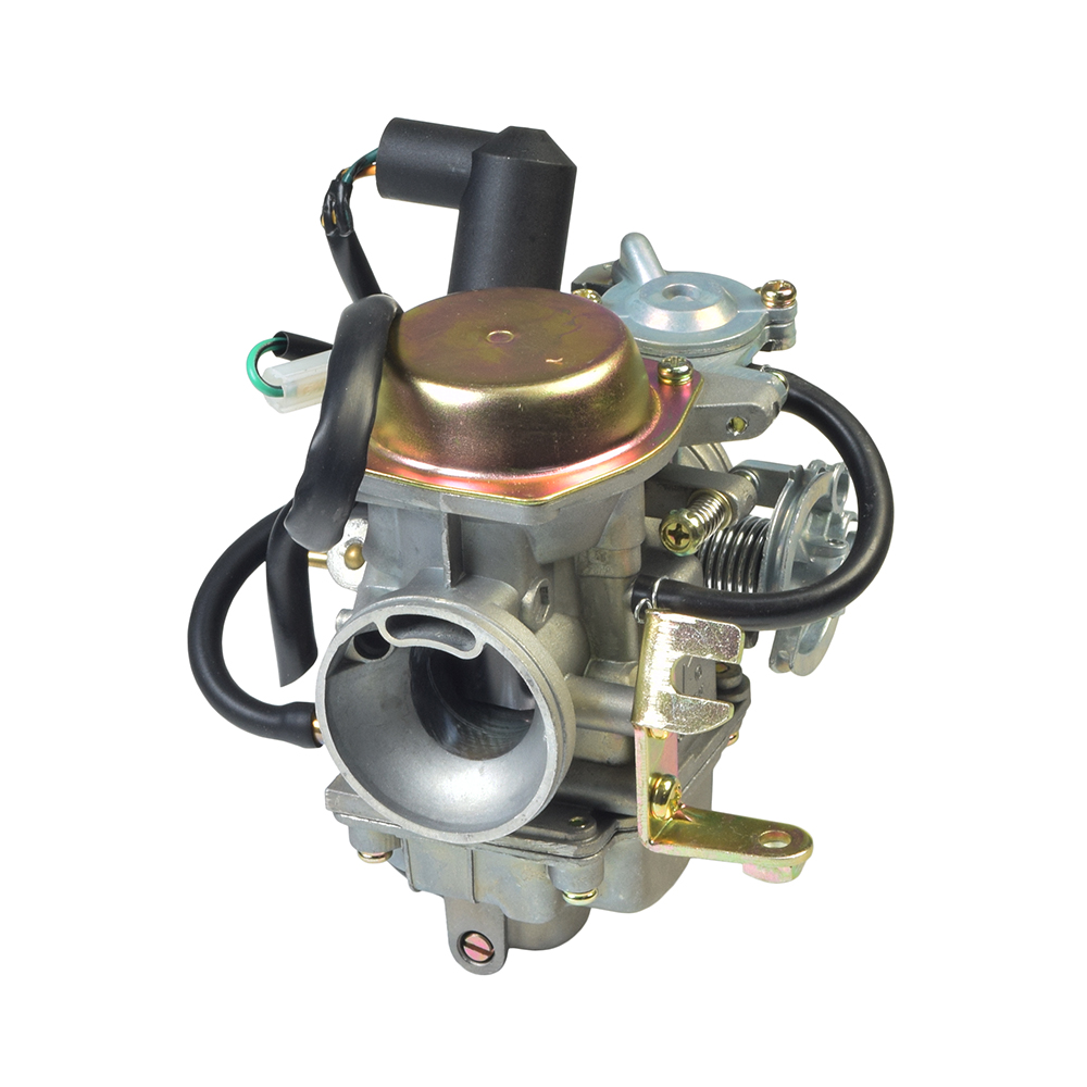 250cc Gy6 Scooter Carburetor For Honda Helix  U0026 Fusion Cn250 Clones   Monster Scooter Parts