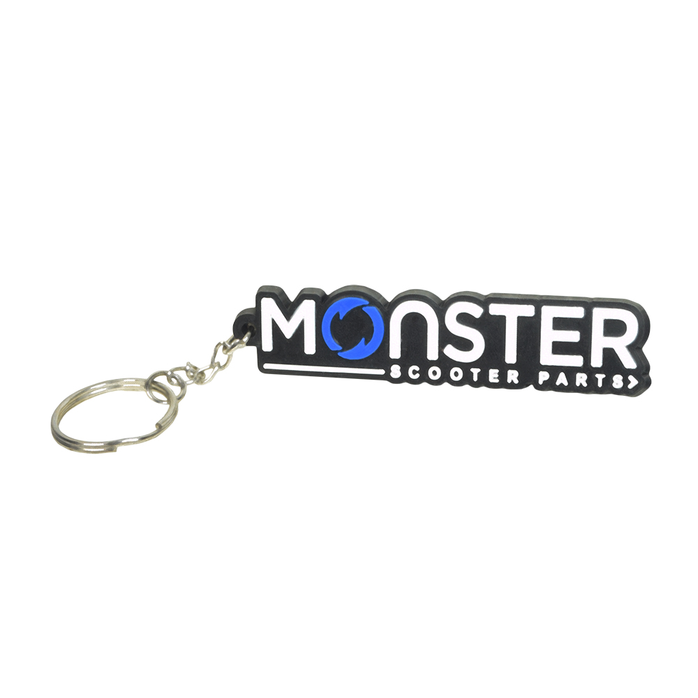 Genuine Kawasaki PVC Soft Keyring Key Ring Moto Motorbike Official Key Keys