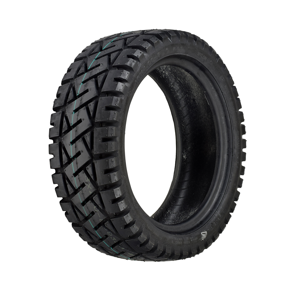 """Pride Mobility Scooter >> 13""""x4"""" (13x4.00-8) Black Low Profile Pneumatic Mobility Tire with C9328 Tread : Monster Scooter ..."""