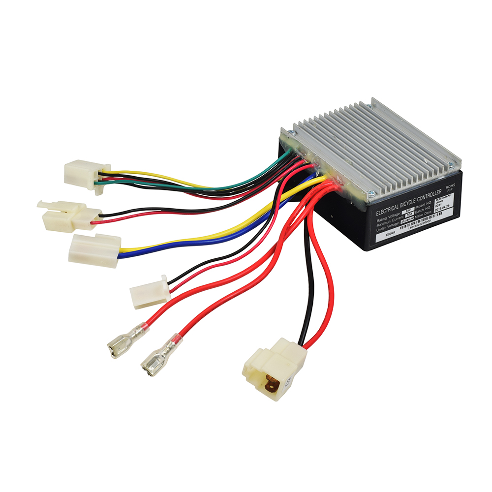 Razor E200 (Versions 13-23) ZK2430HB-FS Control Module with 5-Wire Throttle  Connector