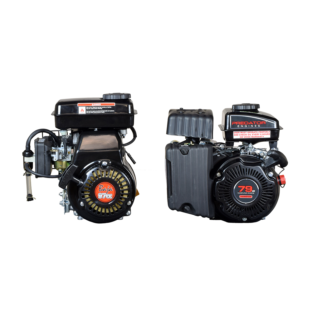 Replacement 79cc 3 HP Engine for the Baja Doodle Bug (Blitz, Dirt ...