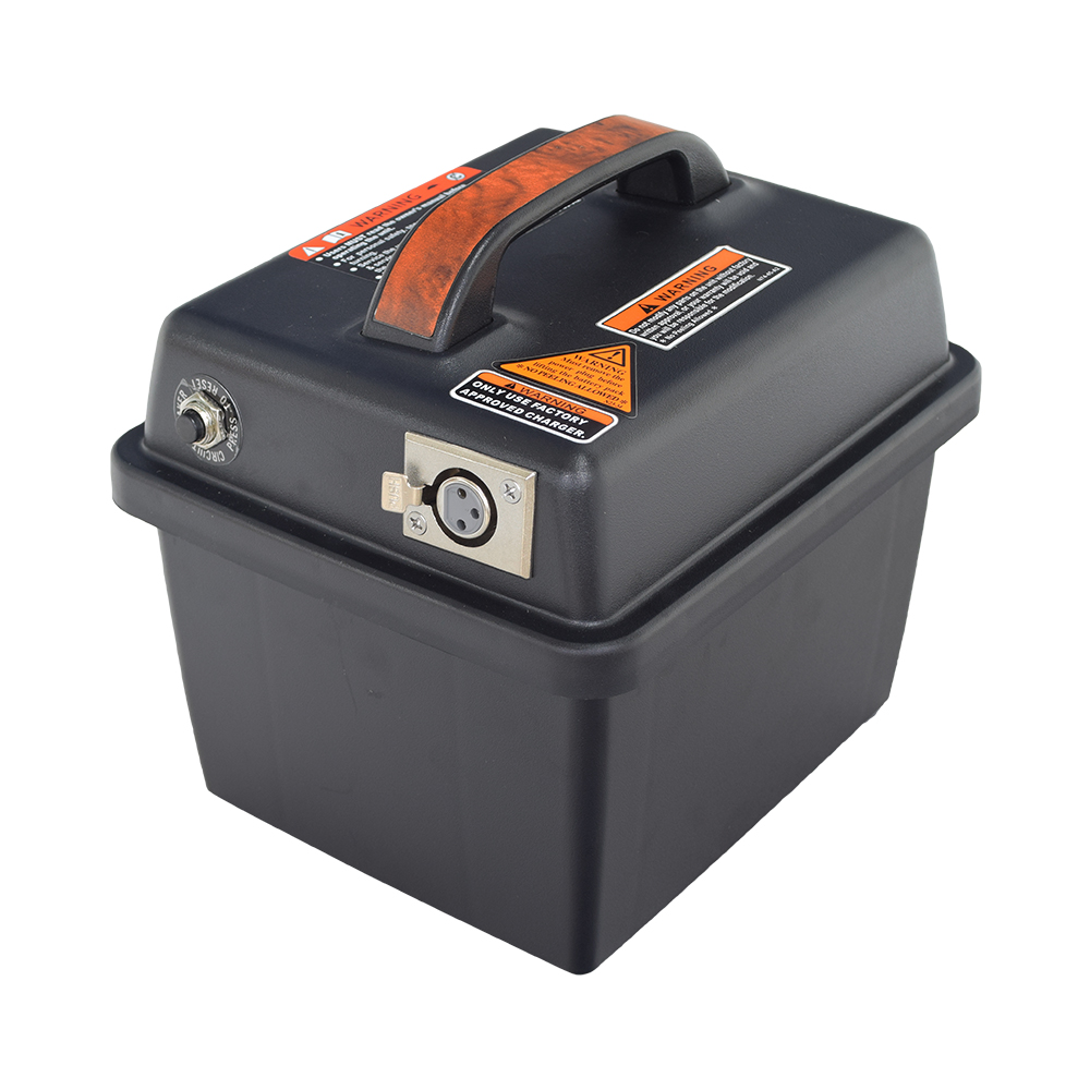 Battery Box Assembly for the Shoprider Echo (SL73) and the