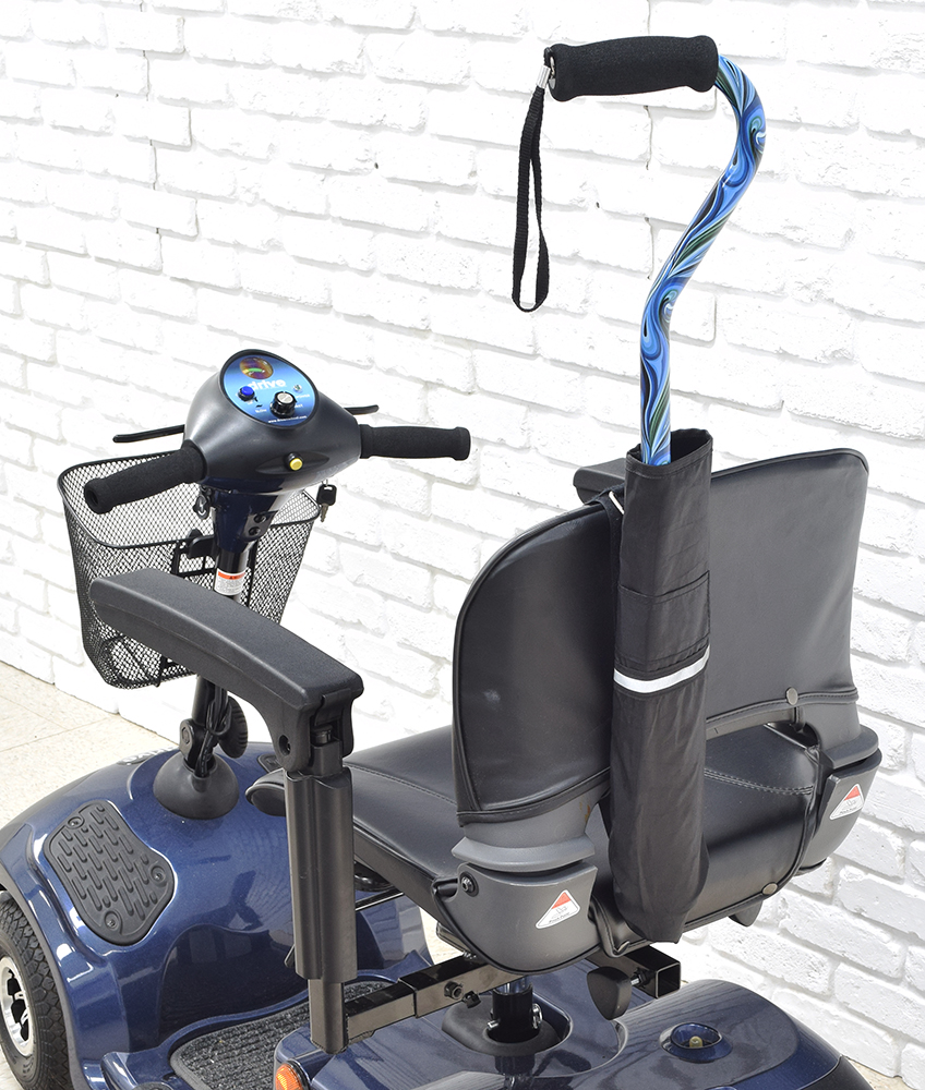 Cane Holder for Golden Scooters & Power Chairs - Golden