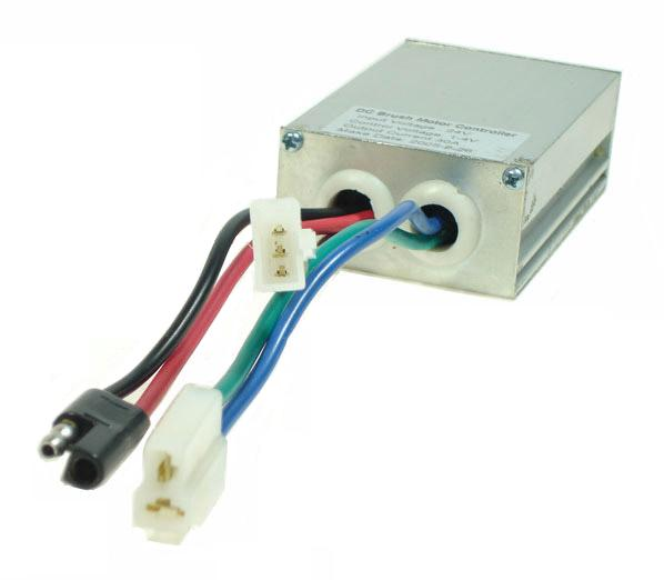 currie 24 volt 30a 3 pin controller (350 series schwinn, gt, izipfree shipping on orders of $60 or more!