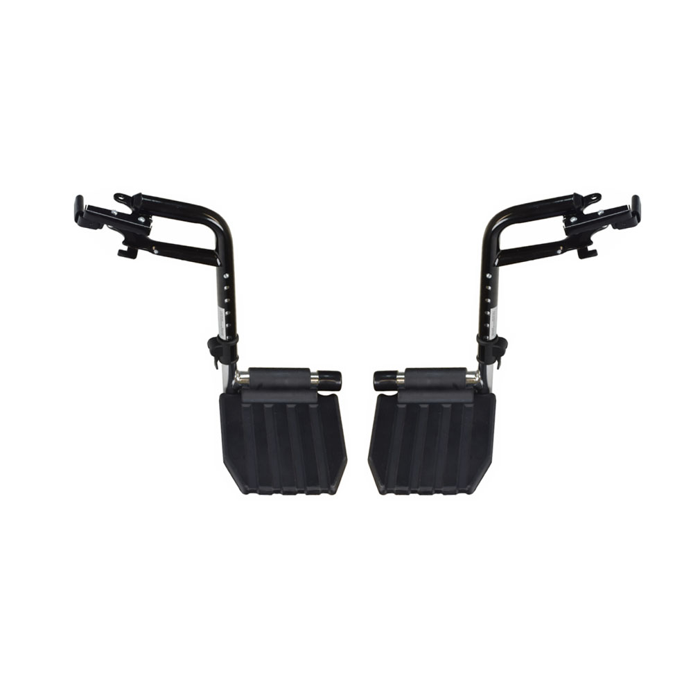 Swing Away Footrests Without Heel Loops For The Invacare Tracer And 9000 Series Manual Wheelchairs Invacare Tracer Ex2 Manual Wheelchair Parts Invacare Models Invacare Parts Vehicle Brands Monster Scooter Parts