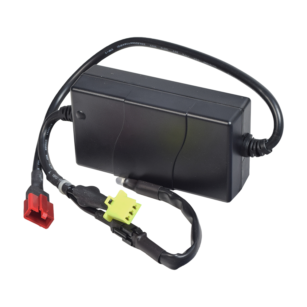 24 Volt 4.0 Amp On-Board Battery Charger for Rascal