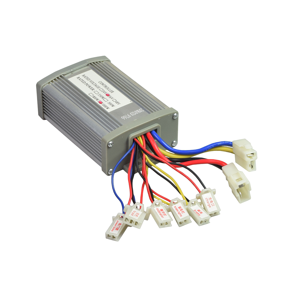 Electric Scooter Parts 36 Volt 1000 Watt Universal Speed Voltage Controller For Scooters Bikes Go Karts Monster Scooter Parts
