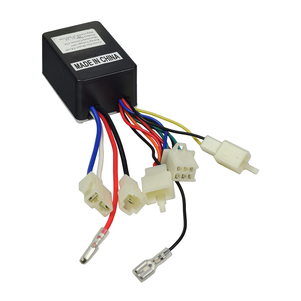 24 Volt YK19F Controller for the Pulse EM-1000 Electric Dirt Bike