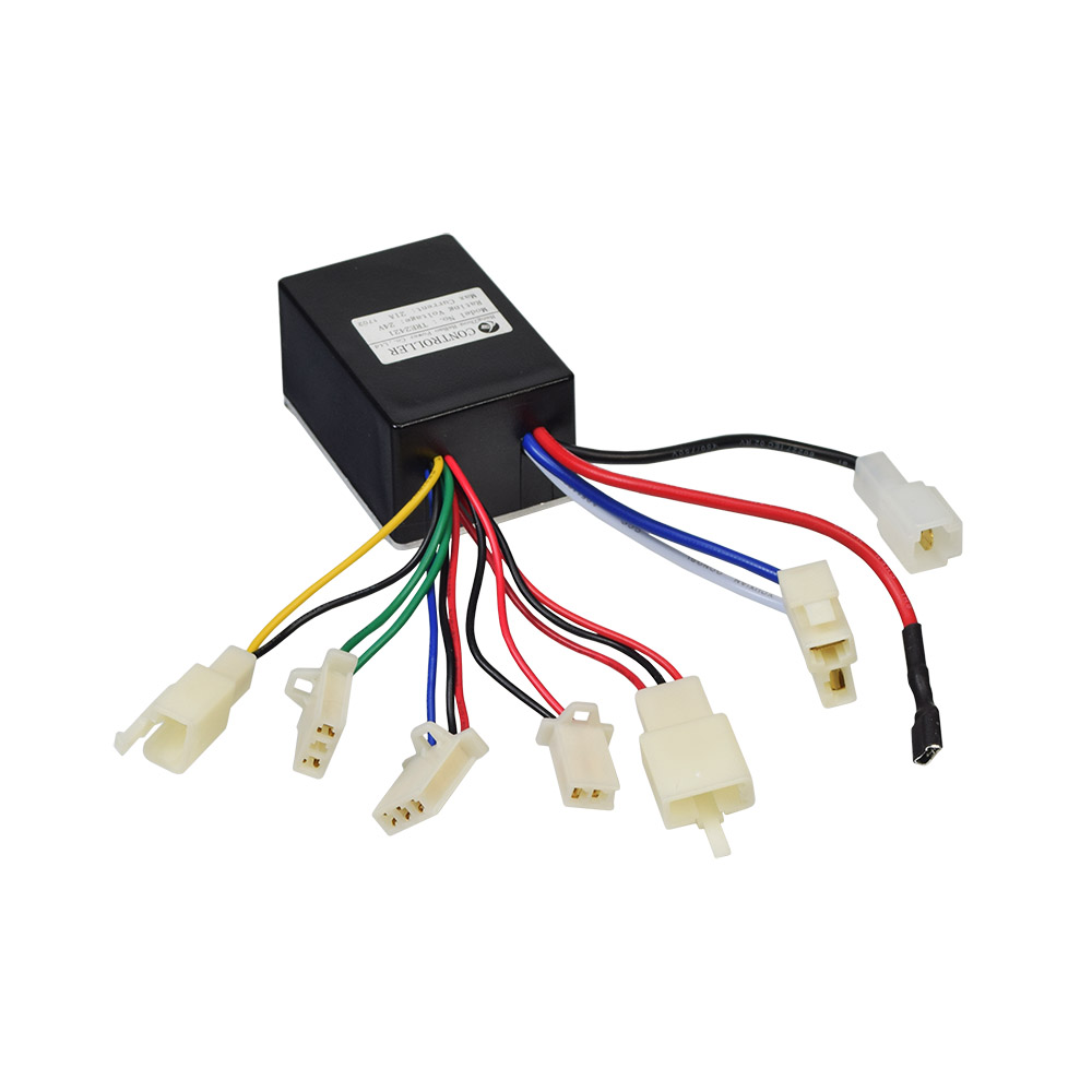 24 volt tr2421 controller for the pulse sonic \u0026 sonic xl Bourns Wiring Diagram