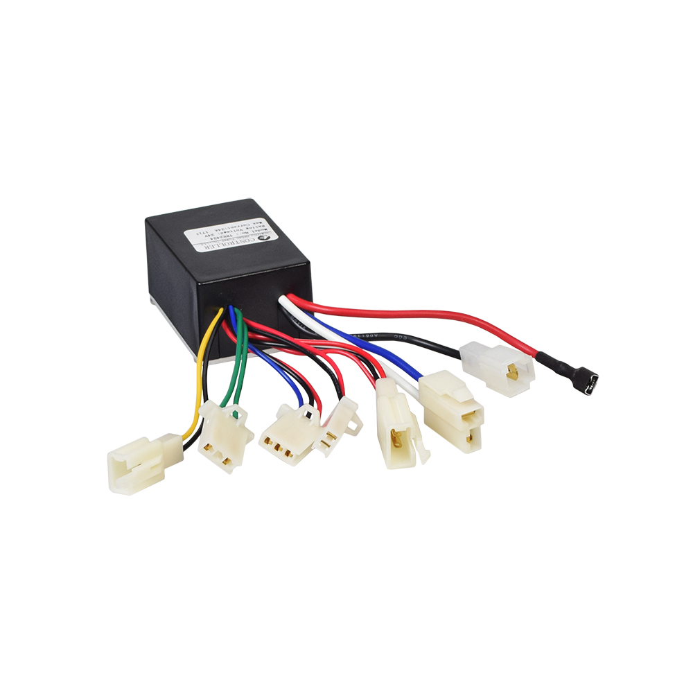 24 volt 24 amp tre2424 controller for the pulse super c Bourns Wiring Diagram